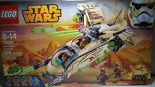 Lego 75084 Star Wars Wookiee Gunship 570 pcs Brand New Sealed