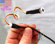 Smallest mini screw 1000TVL full HD CCTV color spy hidden pinhole micro camera U