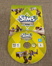 PC The Sims 3 High End Loft Stuff Expansion Pack with Manual