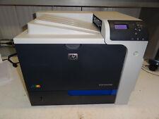 HP Color Laserjet CP4525 color laser printer *REFURBISHED*  warranty & toner