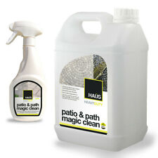 Patio Cleaner Driveways Paths Algae Remover Heavy Duty Moss Killer Magic Clean
