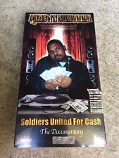 Soldiers United for Cash (VHS, 2001)