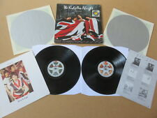 THE WHO The Kids Are Alright 2 x LP & BOOKLET ORIGINAL UK 1ST PRESSING 2675179