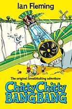 Chitty Chitty Bang Bang,Ian Fleming, Joe Berger