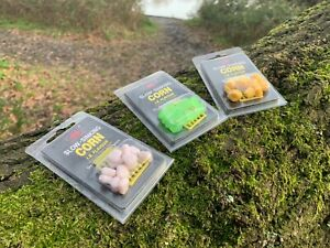 Fake Sweetcorn, Imitation Baits, Artificial Carp Baits Corn Carp Terminal Tackle