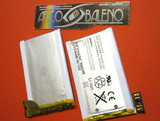 BATTERIA POLIMERI 1220Mah per APPLE IPHONE 3GS 8Gb 16Gb 32Gb APN 616-0434 0435