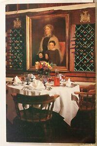 Scenic Lancaster Log Cabin Restaurant Postcard Old Vintage Card View Standard PC