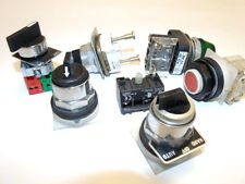 LOT OF ALLEN BRADLEY, SQUARE D, SIEMANS SWITCHES AND KITS