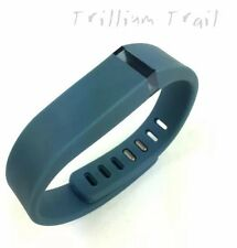 Fitbit Flex Replacement Band Small Slate Blue Wristband And Metal Clasp