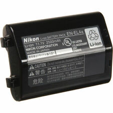 Genuine OEM Nikon EN-EL4a Battery for Nikon D2X D2Xs D2H D3 D3s D3x Cameras