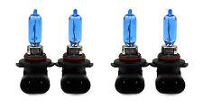 4x HB3 65w Azul Xenon halógena Temperatura 8500k Luz De Cruce Bombillas Coche
