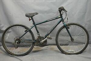"1995 Giant Awesome 24"" Kids MTB Bike 14.5"" X-Small Shimano Canti Steel Charity!!"