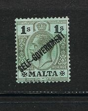 Used Single Malta Stamps (pre-1964)