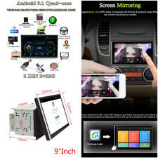 """9"""" Android 9.1 Car Stereo Radio MP5 Player GPS Navi WiFi 3G/4G Mirror Link 2+32G"""