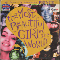 """Prince : The Most Beautiful Girl in the World VINYL 12"""" Single (2019) ***NEW***"""