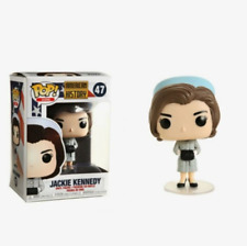 Funko Pop! ICONS History 47 JACKIE KENNEDY w/ Free Protector & Free Shipping