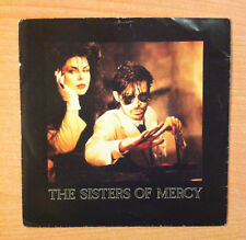 "THE SISTERS OF MERCY  "" Dominion"" - Vinyl single 7"" -Wea  248077 7 - 1988 Spain"