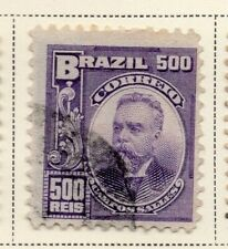 Brazil 1906-15 Early Issue Fine Used 500r. NW-11989