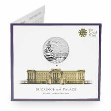 2015 UK £100 for £100 Buckingham Palace 2 oz Fine Silver Coin
