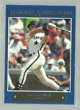 1992 Fleer Rookie Sensations #4 Jeff Bagwell (ref 95826)