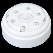 6-LED Auto Infrared PIR Wireless Motion Sensor Light Lamp Detector Path Corridor