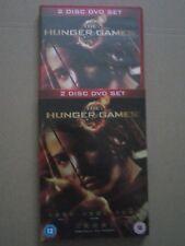 The Hunger Games - 2 DISC DVD SET (2012) Jennifer Lawrence