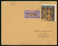 Mayfairstamps Burundi 1960s to Bumumbura Commercial Cover wwg4693