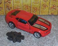 Transformers Movie CLIFFJUMPER Complete Deluxe 2007