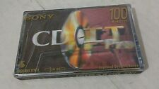 SONY CDIT PRO 100 Audio Cassette Tape