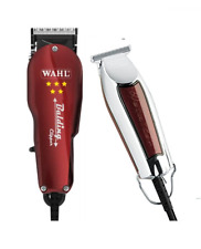 Wahl Clipper pelo y representante T-amplia condensador de ajuste