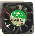 Nidec TA225DC R33965-16 Beta V Fan 60x60x15mm 12VDC 0.16A  2 Wire  Qty. 1