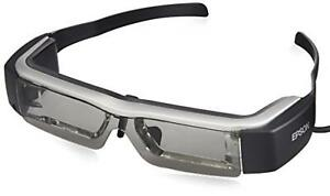 Epson MOVERIO BT-200 See-Through Smart Glass Android Bluetooth Wi-Fi GPS