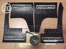FIAT PANDA 4X4 TREKKING PARASPRUZZI ANT. E POST. OMAGGIO PORTACHIAVI