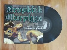 "DROPKICK MURPHYS ""The Warrior Code"" Record signed by MICKY WARD ""The Fighter"""