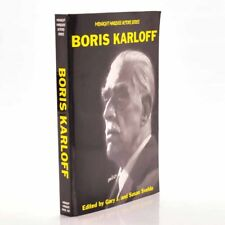 Boris Karloff, SVEHLA, Gary and Susan 1996 1st Very Good