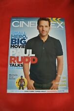 Paul Rudd July 2015 Import Canada Movie Magazine NEW