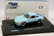 High Speed KDW 1/43 - Porsche 911 Carrera RS 2.7 1973 Bleue