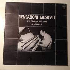 LP Mazzoleni Sensazioni musicali