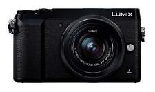 Panasonic GX7MK2 Digital Camera LUMIX Black Zoom Lens Kit EMS w/Tracking NEW