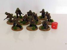 28mm Bolt Action Chain Of Command Soviet Infantry Painted 10 Figures R1