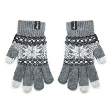 New Proporta Touch Screen Glove Grey - Universal To Work with All Touch Phones