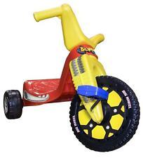 Big Wheel Junior 50th Anniversary 9 Inch Ride-On Trike   Red/Yellow