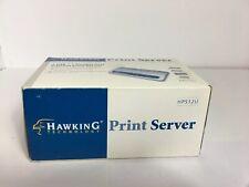 Hawking Technology Print Server Hps12U. New