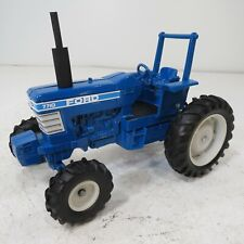 Ford 7710 with FWA and ROPS - by Ertl - 1/16th Scale