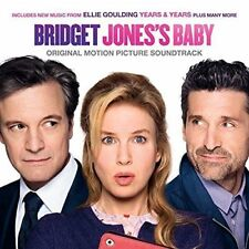 Bridget Jones's Baby Original Motion Picture Soundtrack CD OST
