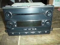 2006-2007 FREESTAR MONTEGO AM FM Radio CD Compact Disc Player Stereo Factory OEM