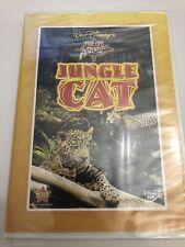 Walt Disney's True Life Adventures JUNGLE CAT Amazon Nature Documentary on DVD