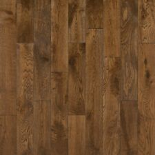 "Sample Nuvelle Oak Cognac 5/8"" x 5"" X 7"" Solid Hardwood Flooring NV2SL Floor"