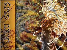 POSTER DRAGON BALL DRAGONBALL Z GT KAI GOKU VEGETA GOHAN JUNIOR MANGA ANIME #8