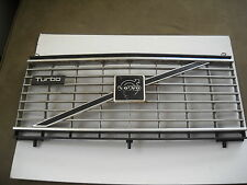 1983 1984 Original Rare Volvo 242 Homologated Turbo Grille w/Emblem - Tabs Good!